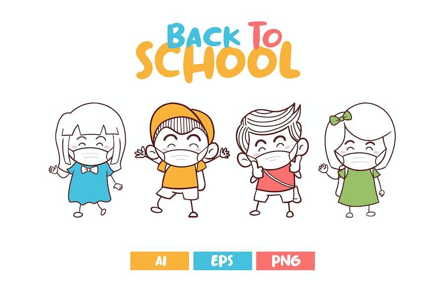 Back To School Vol 2