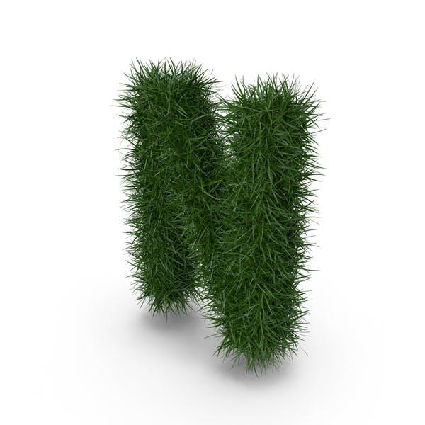 Thumbnail for Letra hierba n