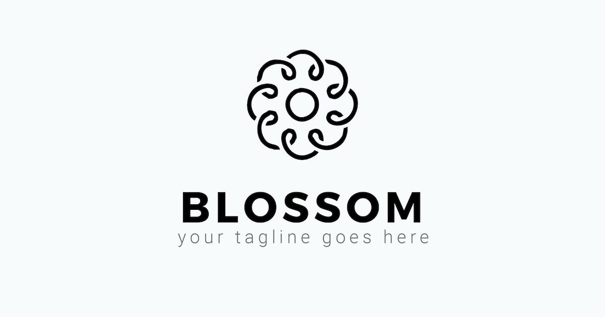 Download Blossom - Abstract Logo Template by ThemeWisdom