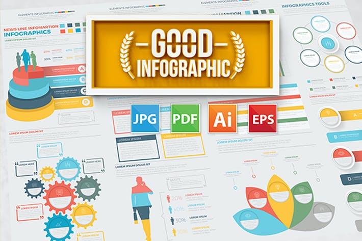 Thumbnail for Проектирование инфографических элементов