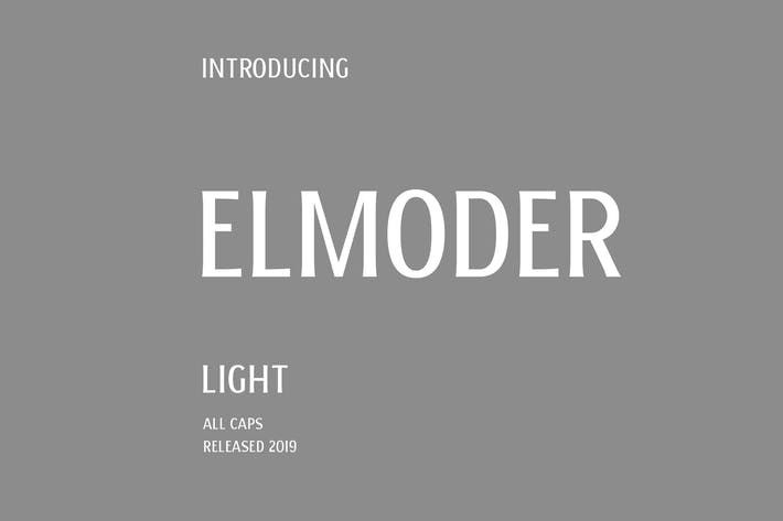 Thumbnail for ELMODER LIGHT