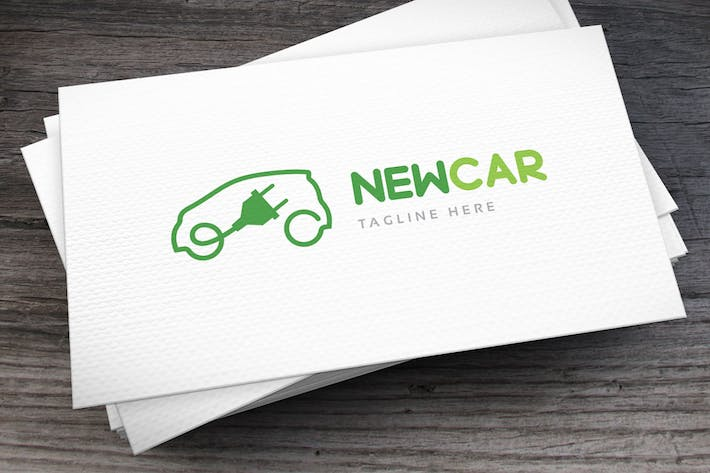 Thumbnail for Allnew Car Logo Template
