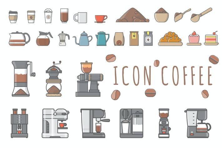 Thumbnail for Coffee Icon