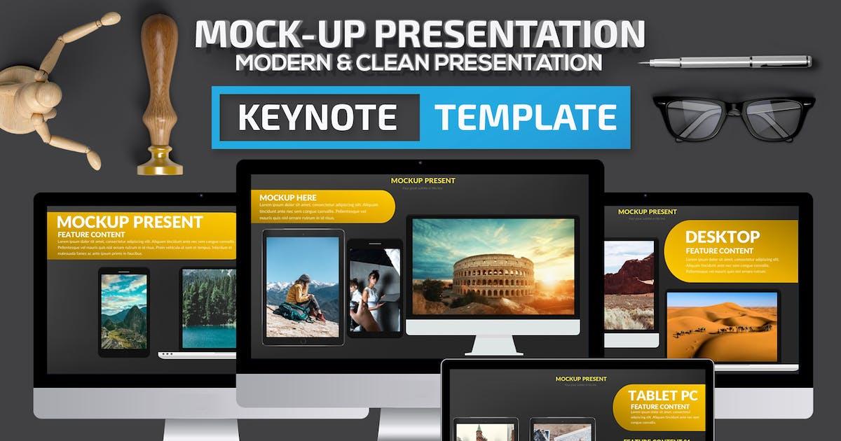 Download Mock-up Keynote Presentation by mamanamsai