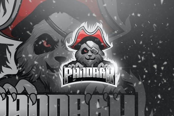 Thumbnail for Pandark - Mascot & Esport Logo