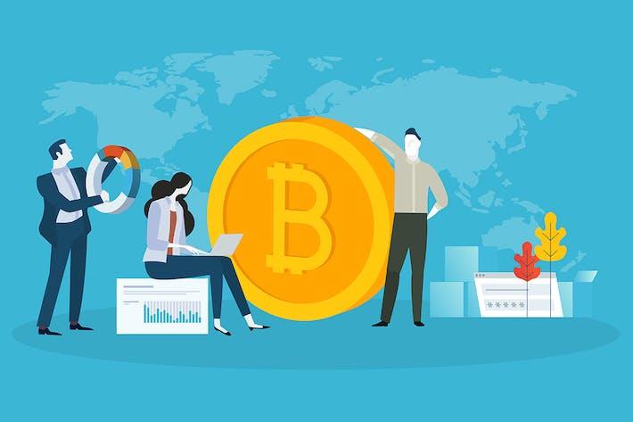Thumbnail for Bitcoin Handelsplattform
