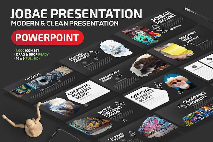 Презентация Powerpoint Jobae