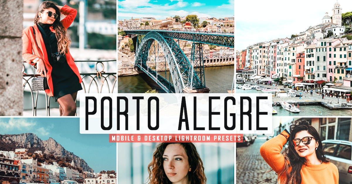 Download Porto Alegre Mobile & Desktop Lightroom Presets by creativetacos