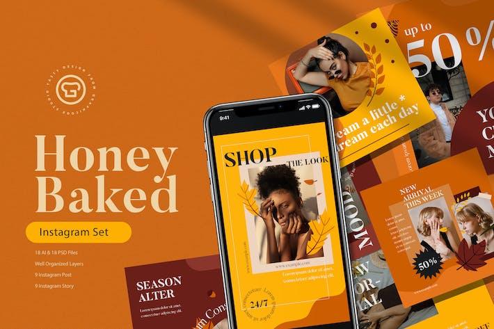 Thumbnail for Honey Baked Insta Pack