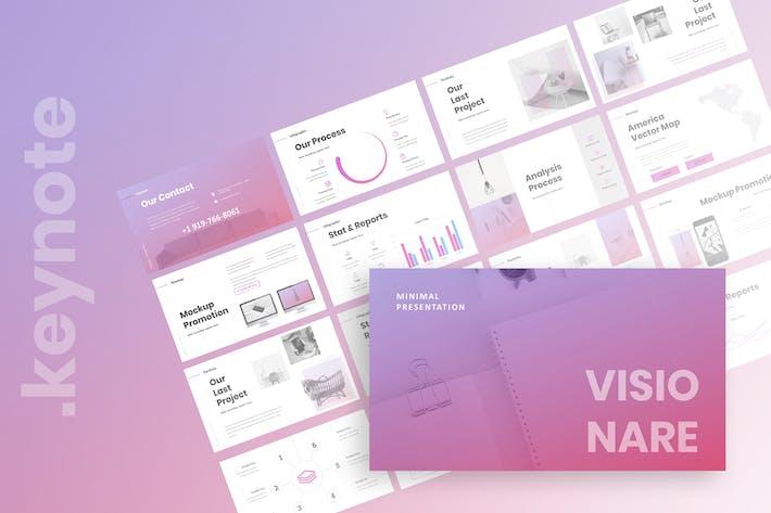 Thumbnail for Visionare - Keynote Presentation