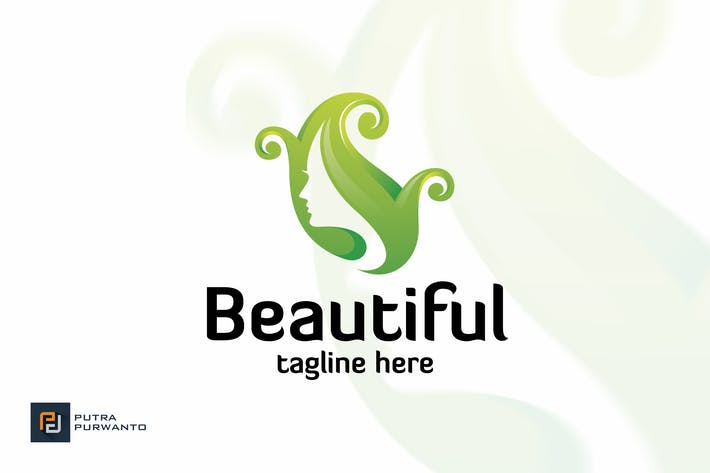 Thumbnail for Beautiful - Logo Template