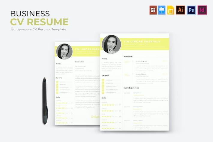 Thumbnail for Gestion de l'entreprise | CV & CV