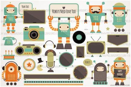 Soirée Robot