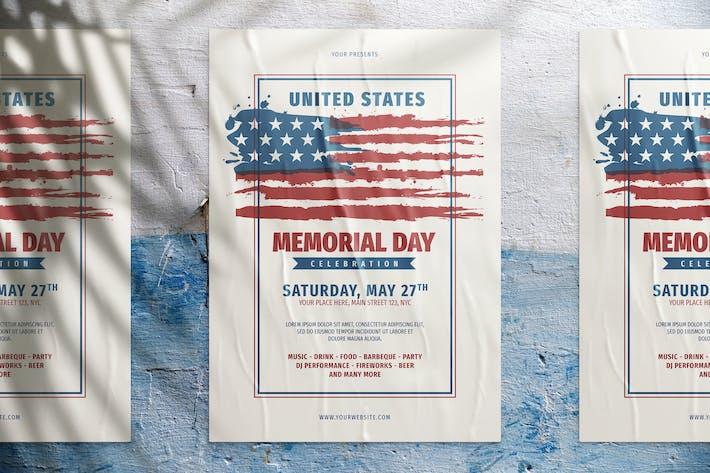 Thumbnail for U.S Memorial Day Celebration