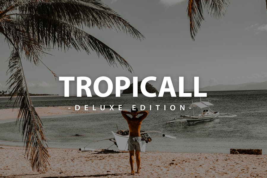 Tropicall Deluxe Edition | For Mobile and Desktop