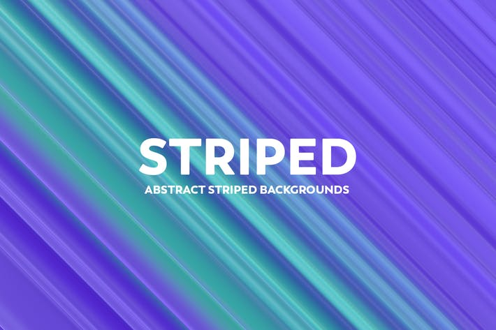 Thumbnail for Abstract Striped Backgrounds