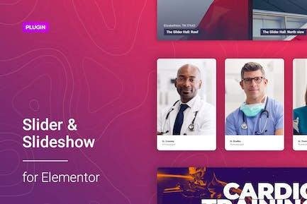 Slideshow & Slider for Elementor