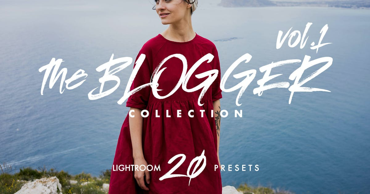 Download The Blogger Collection - Lightroom Presets by 2FX