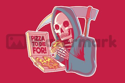 Pizza to Die For