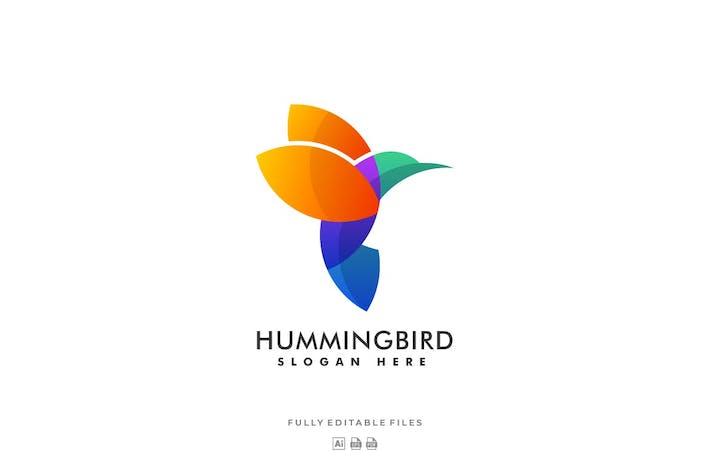 Thumbnail for Hummingbird Colorful Logo