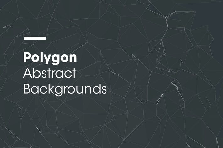 Thumbnail for Polygon | Abstract Backgrounds