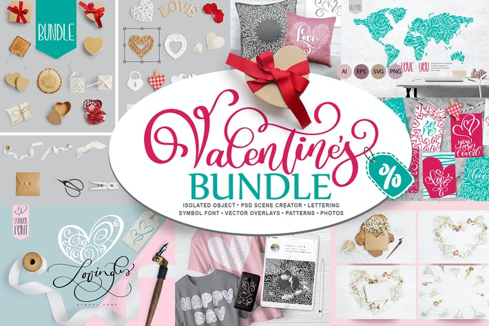 Thumbnail for Valentine Bundle
