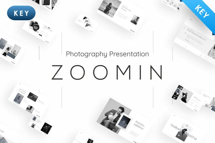 Zoomin Multipurpose Photography Keynote