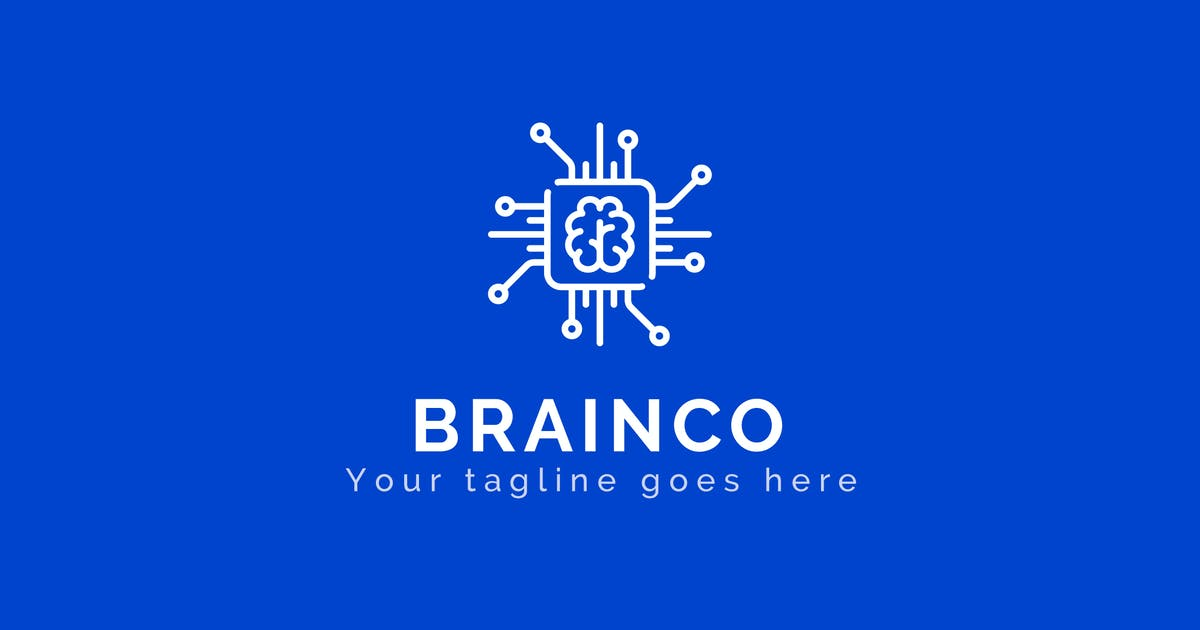 Download Brainco - Abstract Logo Template by ThemeWisdom