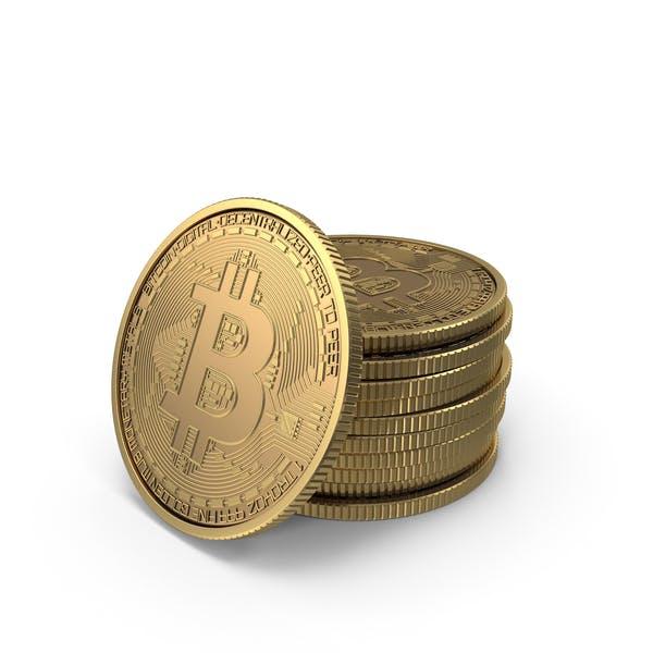 Bitcoins de oro