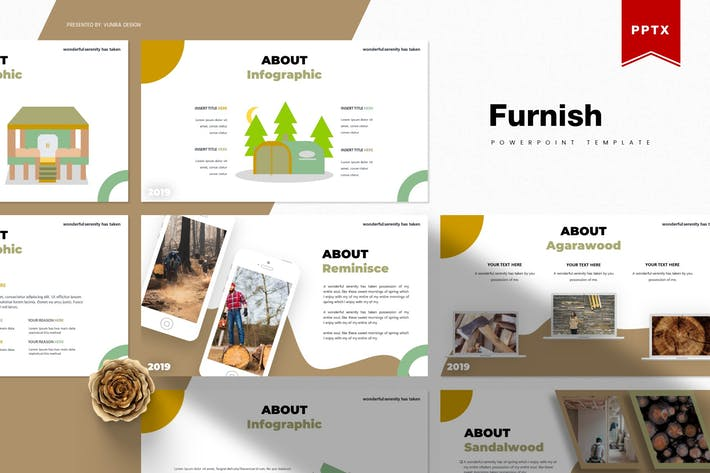 Cover Image For Furnish | Powerpoint Template