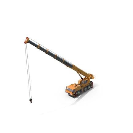 Compact Mobile Crane