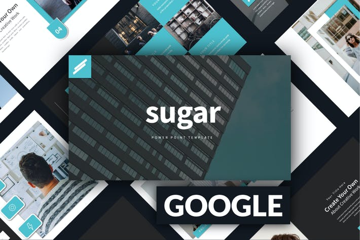 Thumbnail for Business Sugar Googleslide - LS