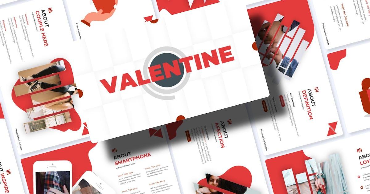 Download Valentine | Powerpoint Template by Vunira