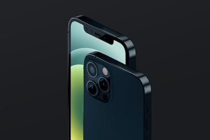 iPhone 12 Pro / Max Mockups