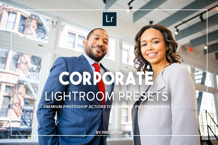 Thumbnail for Корпоративный Пресеты Lightroom