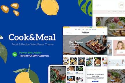 Kochen & Essen - Food Blog & Rezept-WordPress-Theme