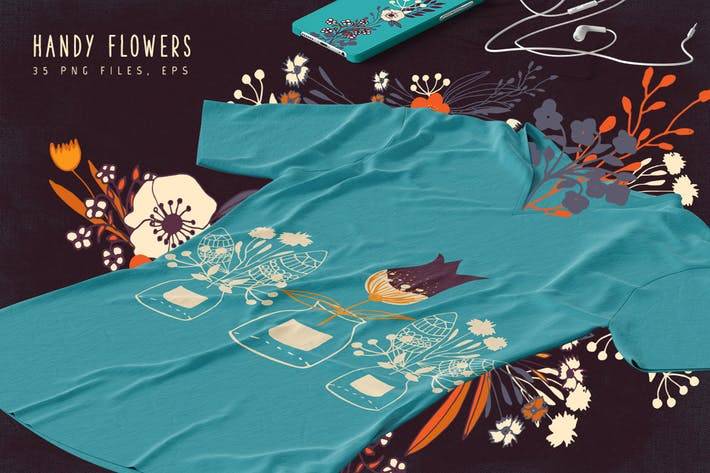 Thumbnail for Handy Flowers