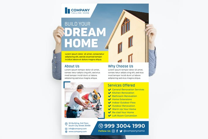 Thumbnail for Build Your Dream Home Poster