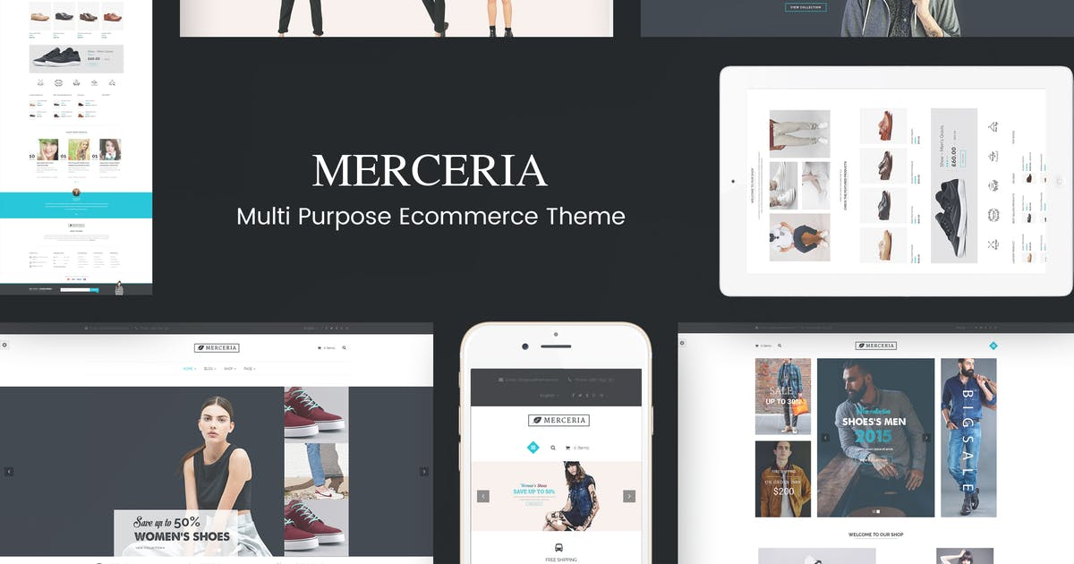 Download Merceria - Responsive WooCommerce Fashion Theme by roadthemes
