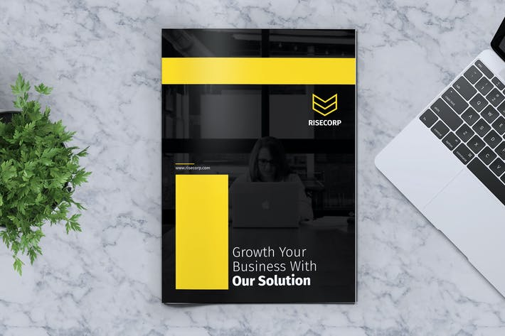 Cover Image For Creative Brochure Template Vol. 30