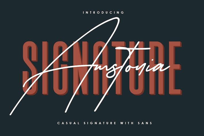 Thumbnail for Amstonia Signature