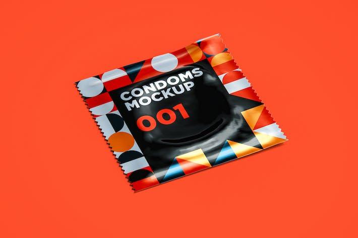 Thumbnail for Condoms Mockup 001
