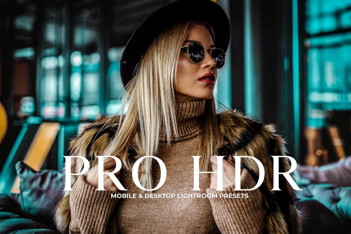 Thumbnail for Pro HDR Collection Lightroom Presets