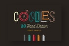 Coodles Hand Drawn Font Family