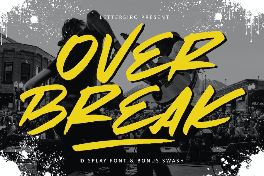 Over Break