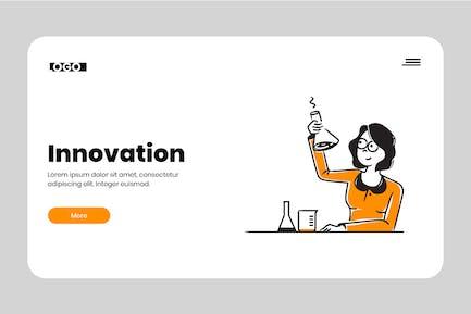 Illustration zur Innovation