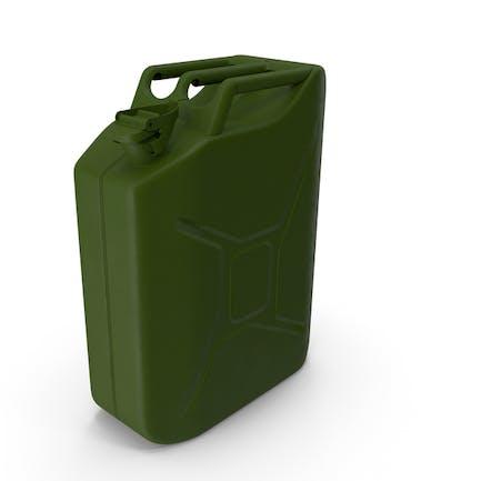 Kanister grün