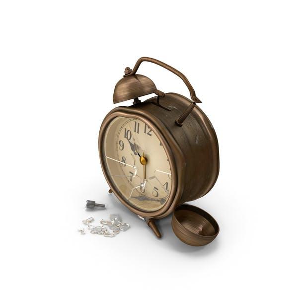 Thumbnail for Damaged Alarm Clock