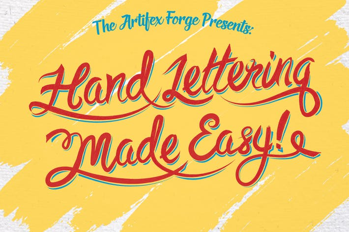 Cover Image For Hand Lettering Brushes