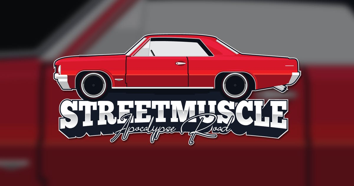 Muscle Car Logo by the-sastra